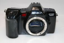 Minolta Dynax 7000 i 7000i in TOP condition Displays without Errors