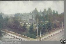 Toronto General Hospital  Fenced c. 1910 Unposted Postcard