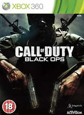 Call of duty black ops ~ Xbox 360 (en très bon état)