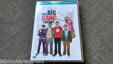 DVD THE BIG BANG THEORY - SEGUNDA TEMPORADA COMPLETA - KALEY CUOCO