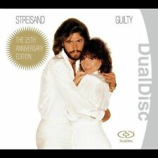 Guilty [25th Anniversary Edition DualDisc] by Barbra Streisand (CD, Aug-2005, 2
