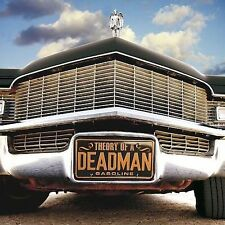 Gasoline by Theory of a Deadman (CD, Mar-2005, Roadrunner Records)