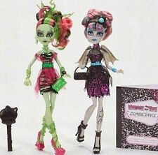 2014 Monster High Zombie Shake Venus McFlytrap and Rochelle Goyle IN STOCK