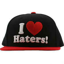 Snapback I Love Haters Cap DGK Blogger Taylor Gang Tisa YMCMB Obey Last Kings