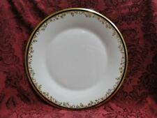 Lenox Eclipse, Ivory, Black Band, Gold Scrolls and Trim: Dinner Plate 10 3/4""