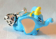 Walt Disneys Dumbo Dangle Charm Pendant for European Bracelets Necklaces Unique