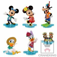 Disney Magic Castle My Happy Life World Collectable Figures Summer Style 6 Pics