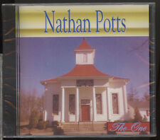 SEALED SOUTHERN GOSPEL MUSIC CD,NATHAN POTTS,THE ONE