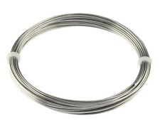 Stainless Steel 316L Wire (24Ga / 0.50 MM) 50 Feet Coil (SOFT) Wire Wrapping