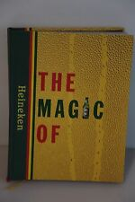 Collectible. The Magic of Heineken Book. HEINEKEN NV/ Amsterdam 2001 #1