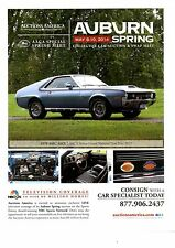 1970 AMERICAN MOTORS AMX  ~  GREAT AUCTION MUSCLE CAR AD