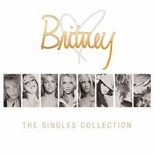 BRITNEY SPEARS - THE SINGLES COLLECTION CD ALBUM NEW/ MINT (7.1)