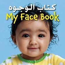 My Face Book (Arabic/English) by Star Bright Books (2011, Hardcover)