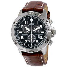 Citizen Eco-Drive Perpetual Calendar Chronograph Mens Watch BL5250-02L JD5CJP
