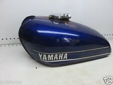 1975 YAMAHA XS500 XS 500 GAS PETRO FUEL TANK CELL (rusty inside needs cleaning)