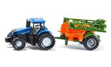 NEW SIKU BLISTER PACK 1668 New Holland Tractor / crop sprayer Die-cast Model