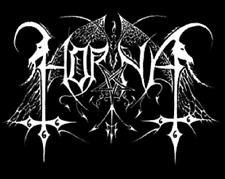 Horna - Logo - Aufnäher / Patch - Neu #2980