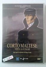 Corto Maltese: Teste e Funghi  - Italiano - Rai Trade DVD