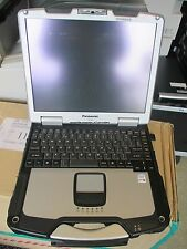 Panasonic Toughbook CF-30 Core Duo 1,6Ghz 1,5GB 80GB GPRS Rugged Touchscreen SD