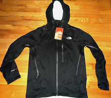 NWT $299 The North Face Men's Super Diad Waterproof Shell Jacket M MEDIUM BLACK
