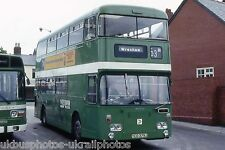 Southdown Fleetline as Crosville HDG909 Bus Photo