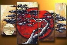 "HUGE MODERN ABSTRACT WALL DECOR ART OIL PAINTING ON CANVAS ""no frame"