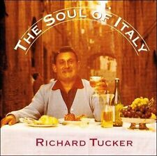 Richard Tucker - Soul Of Italy (1999) - Used - Audio Compact Disc