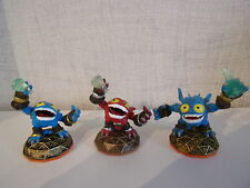 Skylanders Giants gebraucht - Pop Fizz, Punch Pop Fizz, Lightcore Pop Fizz