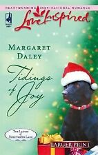 Tidings of Joy (The Ladies of Sweetwater Lake, Book 5) (Larger Print Love Inspi