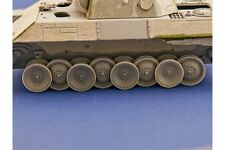 "PANZER ART RE35-326 1/35 Burn out wheels for ""Panther"" Tank"