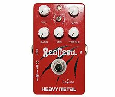 Caline CP-30 Red Devil Heavy Metal Distortion