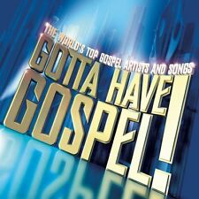 Various Artists : Gotta Have Gospel Vol.1: +DVD (2CDs) (2003)