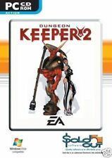 PC Computer Spiel ***** Dungeon Keeper 2 ********************************NEU*NEW