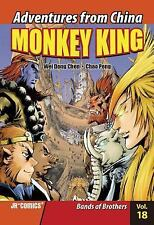 Monkey King # Volume 18 : Bands of Brothers-ExLibrary
