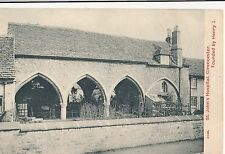 POSTCARD  GLOUCESTERSHIRE  Cirencester  St Johns  Hospital