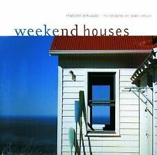 Weekend Houses, Penelope Rowlands, Good Condition, Book