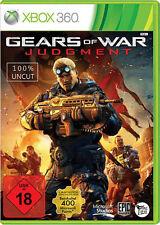 GEARS OF WAR JUDGMENT * XBOX 360 * Xbox360 * NEU & OVP *Dt. Version ERSTAUFLAGE*