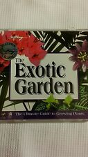 THE EXOTIC GARDEN The Ultimate Guide to Growing Plants Platinum CD-ROM bySoftkey