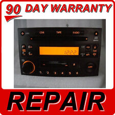 REPAIR ONLY 04 05 06 07 08 09 Nissan 350Z Radio 6 CD Changer
