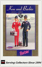 1996 Australia Tempo 36 Years Of Barbie Trading Cards Ken & Barbie KB3