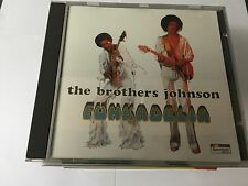 The Brothers Johnson - Funkadelia (CD 1994) MINT/NMINT