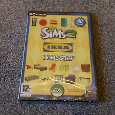 Les Sims 2 IKEA Home Stuff extension Pack PC CD ROM / Windows NEW