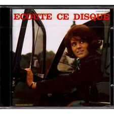 CD SHEILA Ecoute ce disque  -   ++ RARE ++ NEUF SCELLE - NEW SEALED