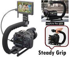 Stabilizing Pro Grip Camera Bracket for JVC GZ-EX555 GZ-EX515 GZ-E505 GC-PX100