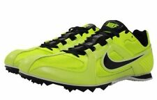 NIKE Zoom Rival MD 6 Track Field  Spikes Shoes Volt Black US Size 8.5 Men