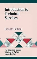 Introduction to Technical Services:-ExLibrary