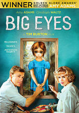 Big Eyes,Good DVD, , Tim Burton