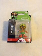 "World Of Nintendo 2.5"" Deku Link , New Sealed"