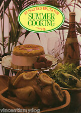 101 Delicious Dishes for Summer Cooking  (Hardback 1983)