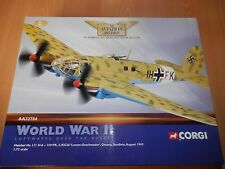CORGI AVIATION HEINKEL HE I I I  H-6-I H +FK, 2./KG26 SARDINIA AUGUST 1943 1:72